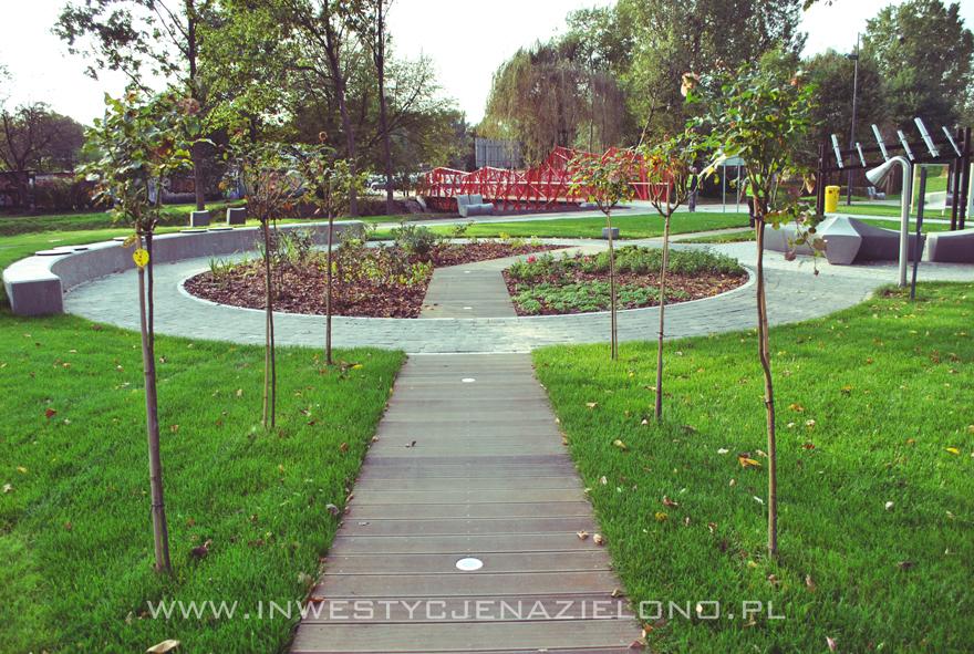 park tematyczny rybnik róże
