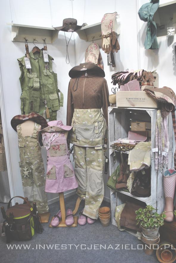 """ubrania dla kobiet ogrodników firma """" Gardengirl"""""""